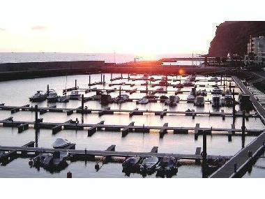 Porto de recreio da Calheta Madeira