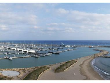Port Ginesta Barcelona