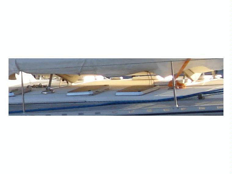 Guardamancebos en cable acero inoxidable deck equipment - Cables de acero ...