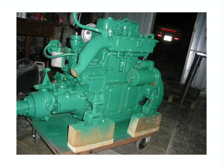 motor volvo penta md 11 c 23hp second-hand 55550