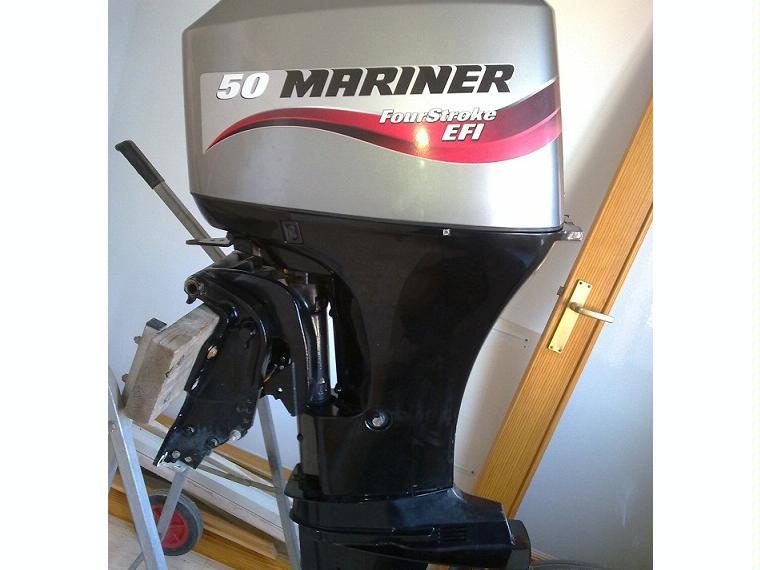 Motor Mariner 50cv Efi 4t Con Papeles Engines 69655