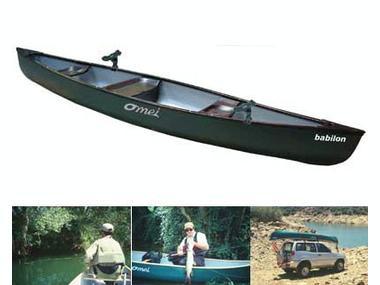 Canoa para pesca y paseo COLORADO  Kayaks/Canoes