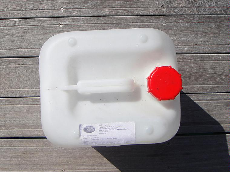 26 bidones para agua gasoil 25 28 litros others 67685 for Bidones para agua