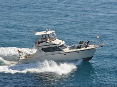 Hatteras Yacht 45
