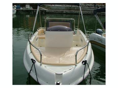 Eolo 530 Open Motor boat - Abi