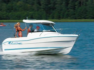 Quicksilver 530 Flamingo Motor boat - Abi