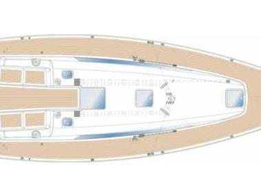 Sly Yachts 38  Single hull sailing