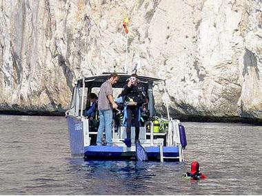 Moggaro Profesional 850 Dive (Fueraborda) Motor boat