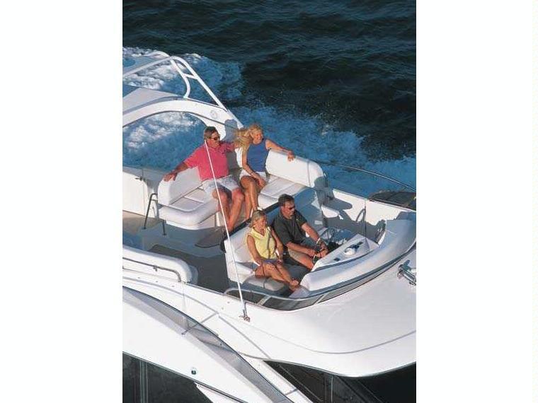 Boat Silverton 43 Motor Yacht Inautia
