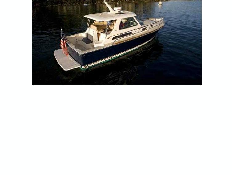 Boat Sabre 34 Express Motor Yacht Inautia