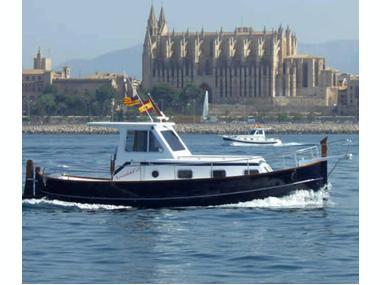 Llaut Mallorquín 40 Motor boat - Llaud