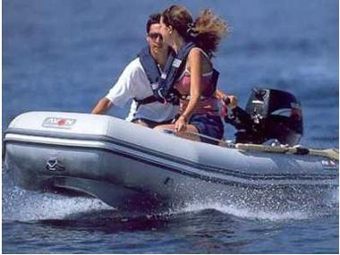Avon Rover R3.10 Lite Semi-rigid inflatable