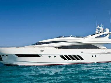 Dominator 29M Motor boat - Yacht