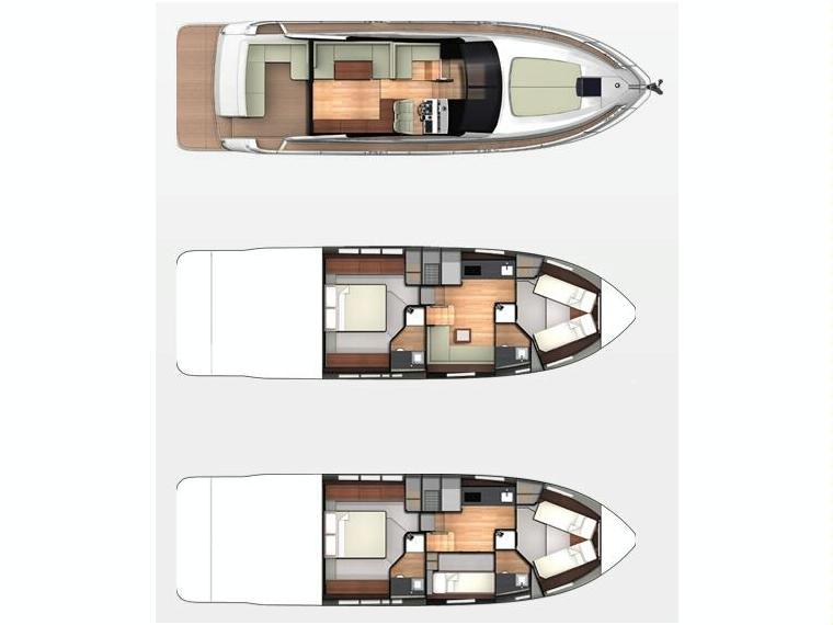 Boat Fairline Targa 48 GT   iNautia.com - iNautia