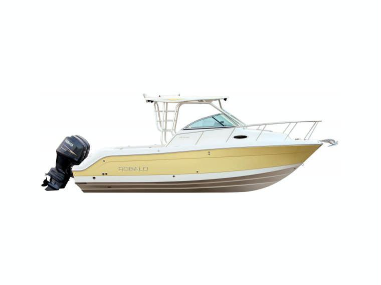 Boat robalo 245 inautia for Robalo fish in english