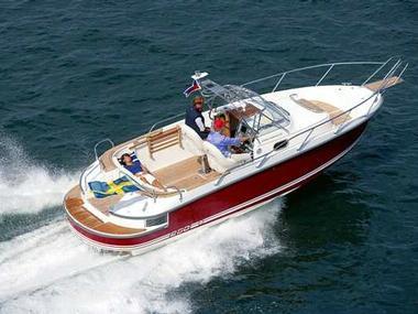Nimbus 250 R Motor boat