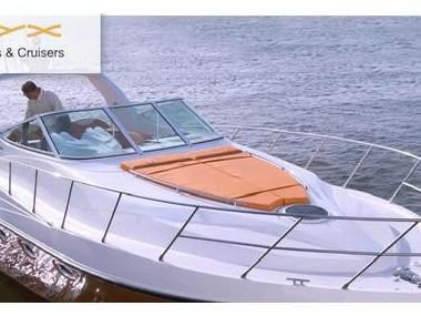 Oryx 36 Open Motor boat