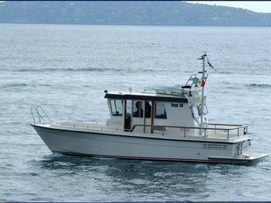 Targa 30 Motor boat