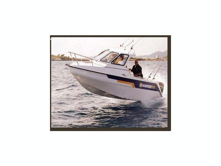 Raider Boats Raider 18 Boat Raider 18 Fisherman