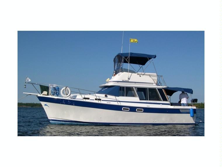 Boat Bayliner 3270 Explorer Inautia Com Inautia