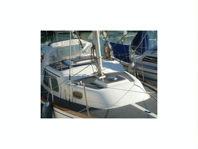 Princess 30 in almer a sailboats used 95352 inautia