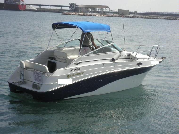 1996 CELEBRITY 265 SPORT CRUISER - Sutters Marina