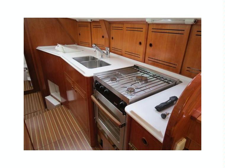 Dujardin marine atlantis 400 3 in france sailboats used for Dujardin yachts