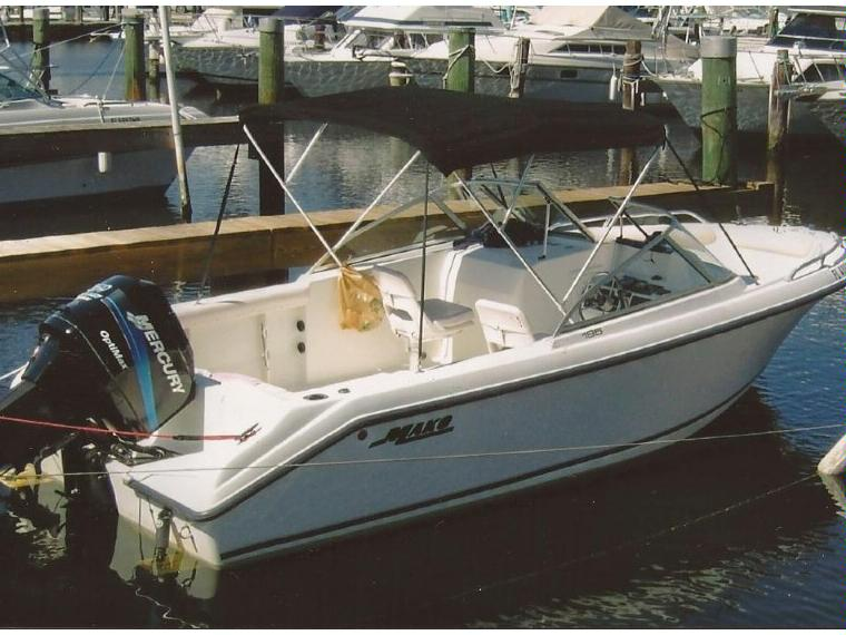 Mako 195 Dual Console In Florida Power Boats Used 11005