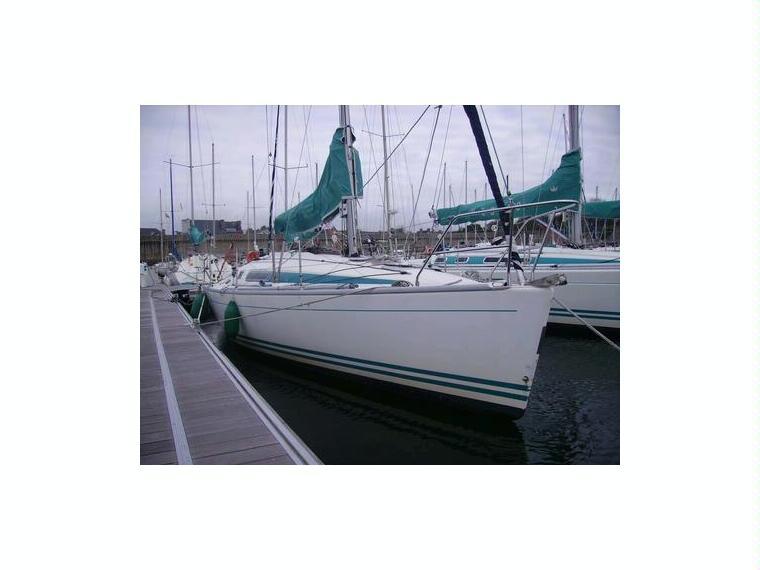Sun fast 32 in gipuzkoa sailboats used 70706 inautia