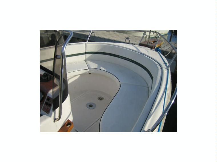 rio 600 fisherman in marina d emp riabrava power boats used 66536 inautia. Black Bedroom Furniture Sets. Home Design Ideas