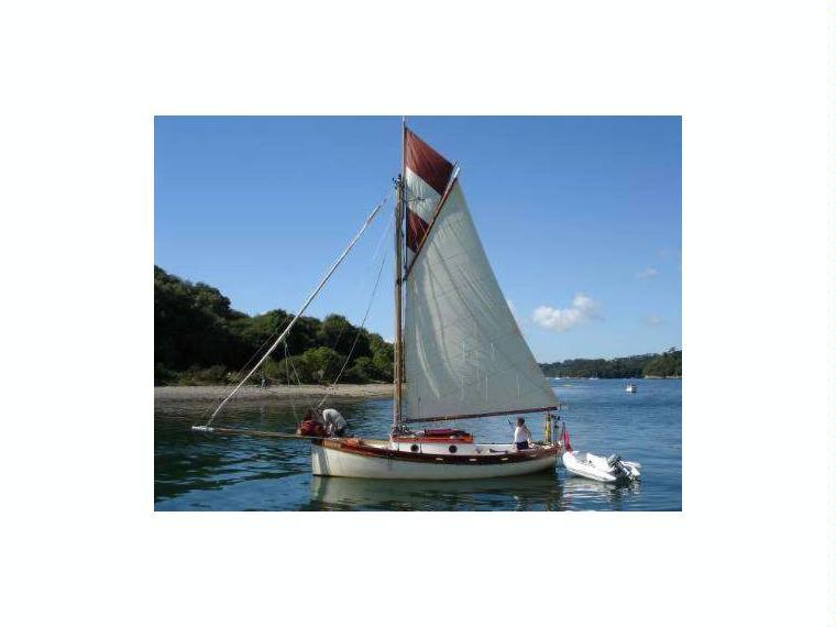 Heard 23 in devon sailboats used 10110 inautia