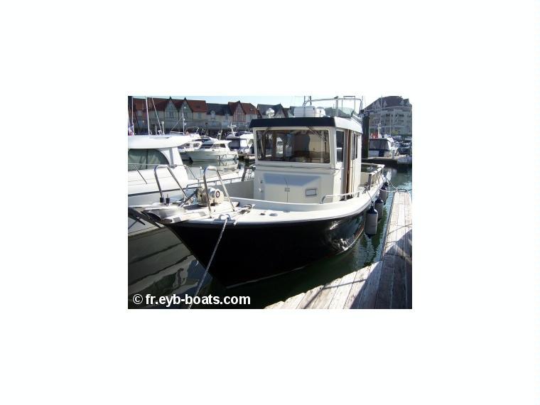 Targa Boats 27.1 Vessel of Used Targa 27.1
