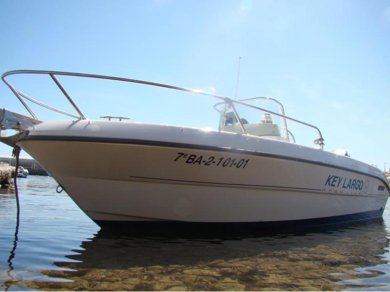sessa marine key largo 19 in cn santa pola power boats used 70565. Black Bedroom Furniture Sets. Home Design Ideas