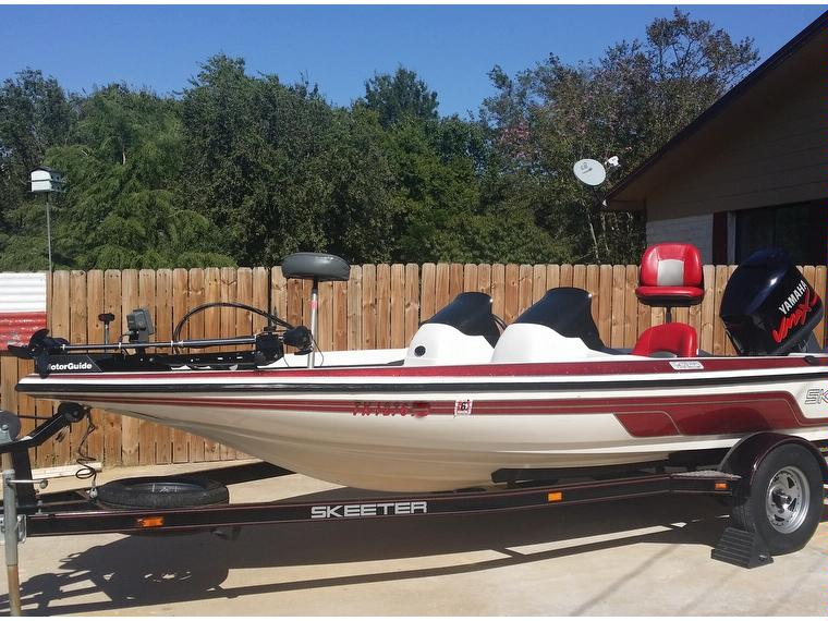 Skeeter 180 SX in Florida   Power boats used 15398
