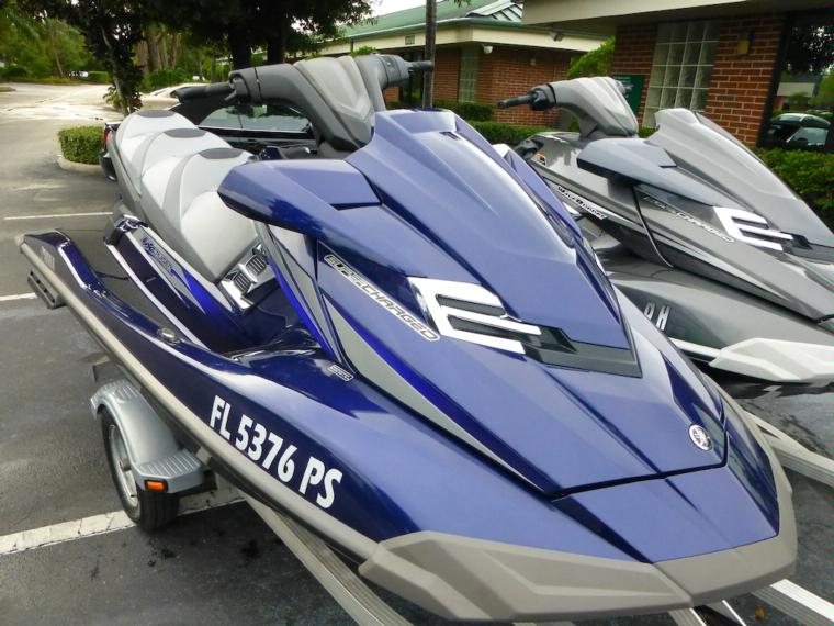 2014 jet skis yamaha autos post for Yamaha fx jet ski