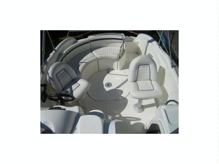 rio 600 cruiser in marina d emp riabrava power boats used 67546 inautia. Black Bedroom Furniture Sets. Home Design Ideas