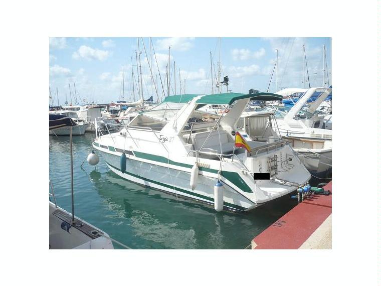 Targa Boats 27 Boats Fairliner Targa 27