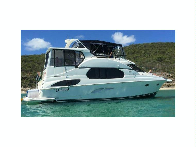 Silverton 43 Motor Yacht In Queensland Cruisers Used