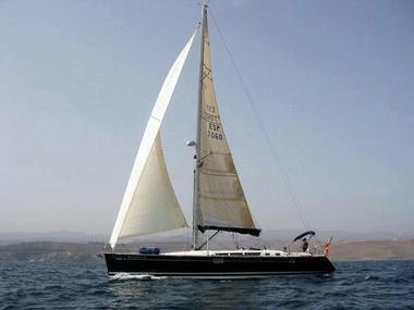 Jeanneau Sun Odyssey 49 i