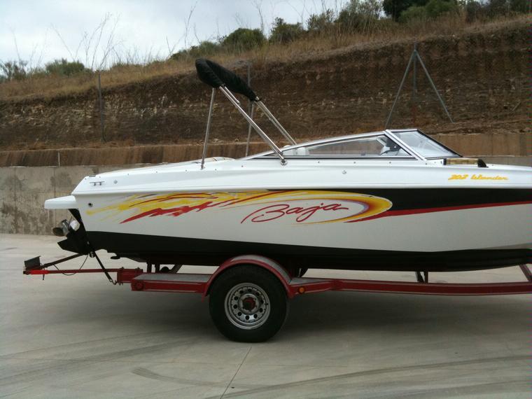Baja Marine  Islander For Sale