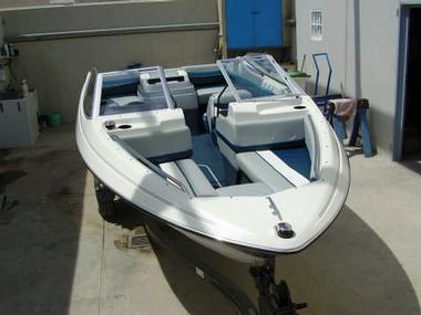 Bayliner 19 Bow Rider Boats for sale  |1991 Bayliner Capri 1850