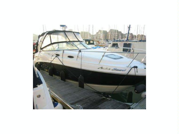 Chaparral 280 Signature In Devon Power Boats Used