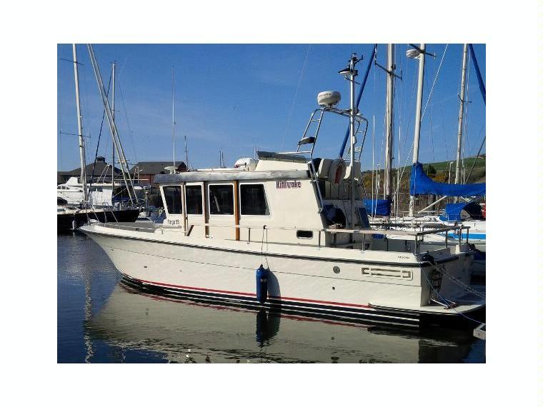 Targa Boats Second Hand Boat Botnia Targa