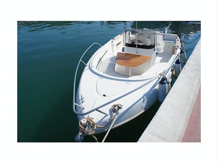 rio 600 fisherman in port de sitges power boats used 57525 inautia. Black Bedroom Furniture Sets. Home Design Ideas