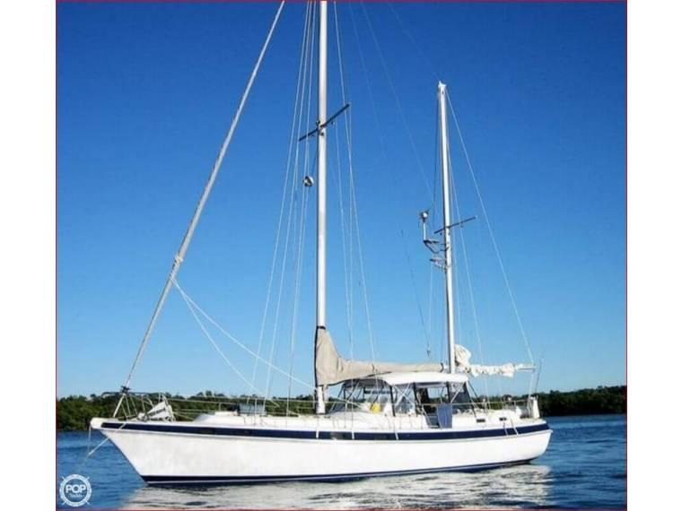 morgan 41 in florida sailboats used 53975 inautia. Black Bedroom Furniture Sets. Home Design Ideas