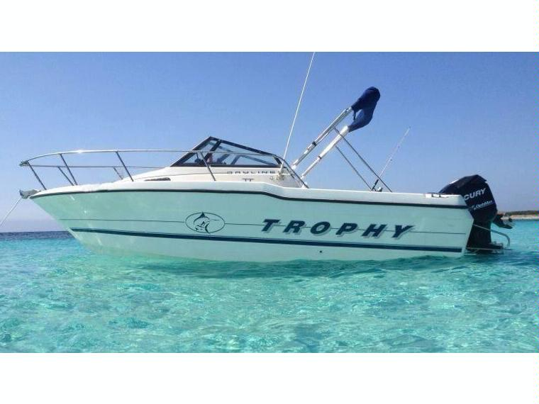 Bayliner Trophy 2002 Wa In Spain Power Boats Used 05710