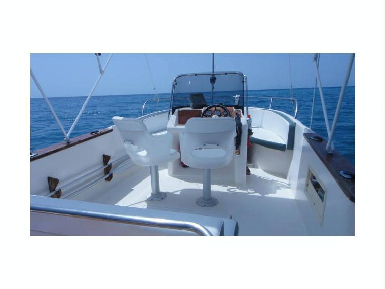 rio 600 fisherman in marina del este power boats used 65666 inautia. Black Bedroom Furniture Sets. Home Design Ideas