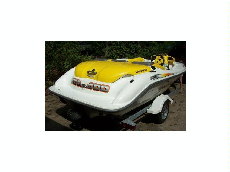Sea-Doo Sportster | Photo 1 from 4 | Jet skis