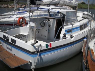Motor Sailer Kirie 27