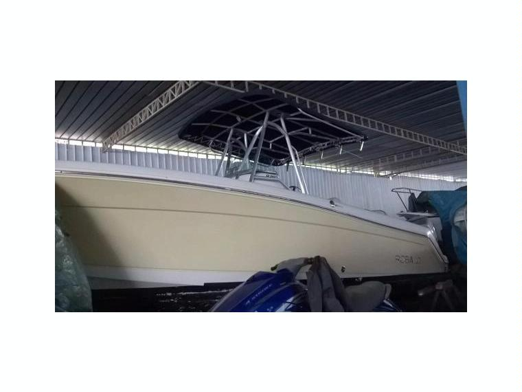 Robalo r 260 in italy day fishing boats used 10048 inautia for Robalo fish in english